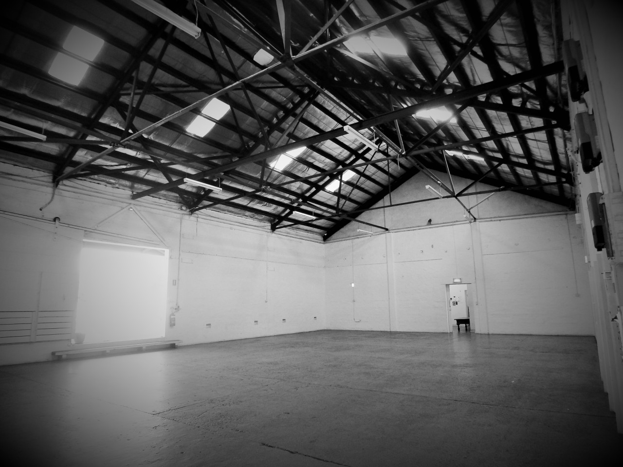 Blank canvas venue