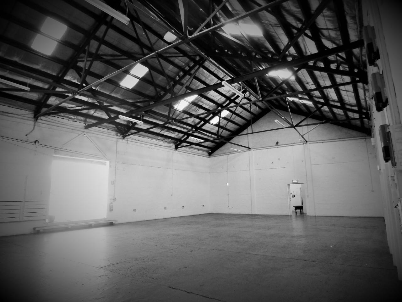 Blank canvas venue