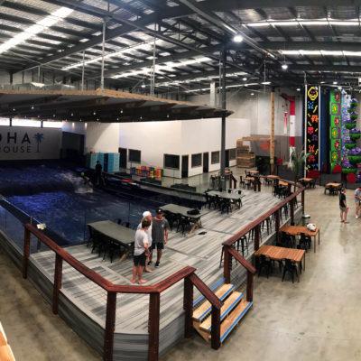 A View Of The Entire Venue