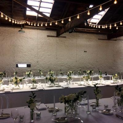 Self catering wedding venue