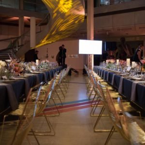 Private dinner function