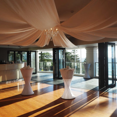 Oceanside venue hire