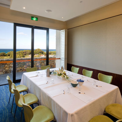 Meeting Room With Ocean Views.