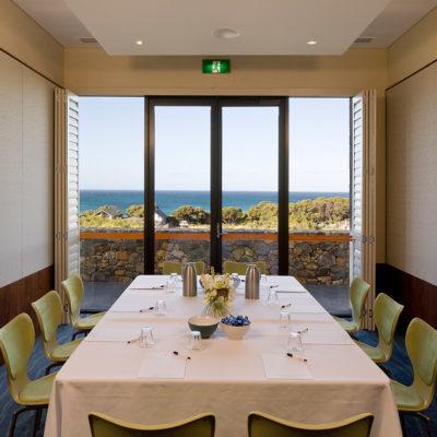 Meeting Room With Ocean View.