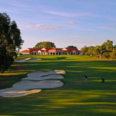 Perth Golf club venue
