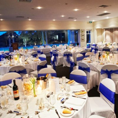 Banquet function room
