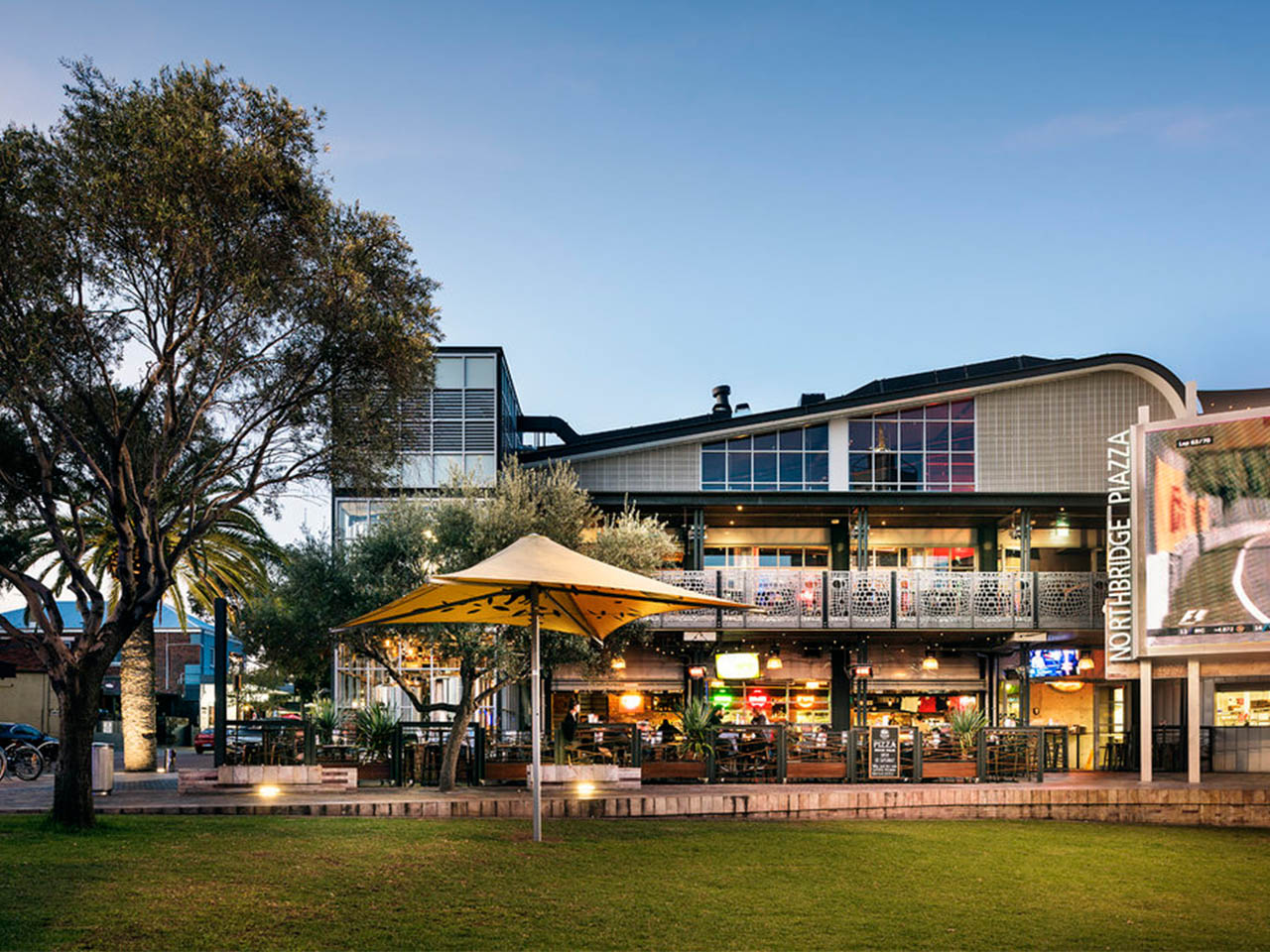Northbridge brewing venue