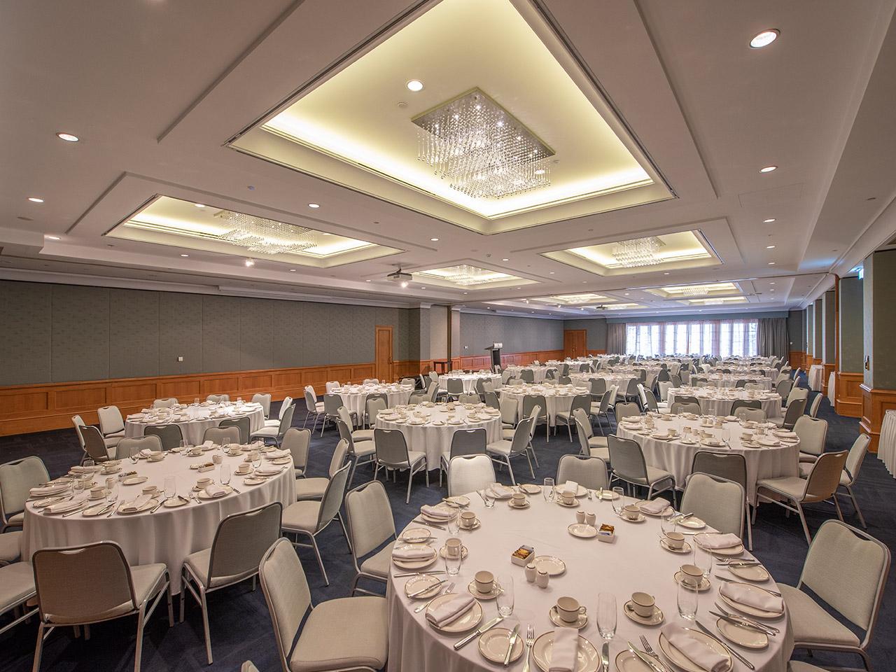 Ballroom corporate event