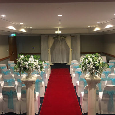 Small wedding ceremony venue