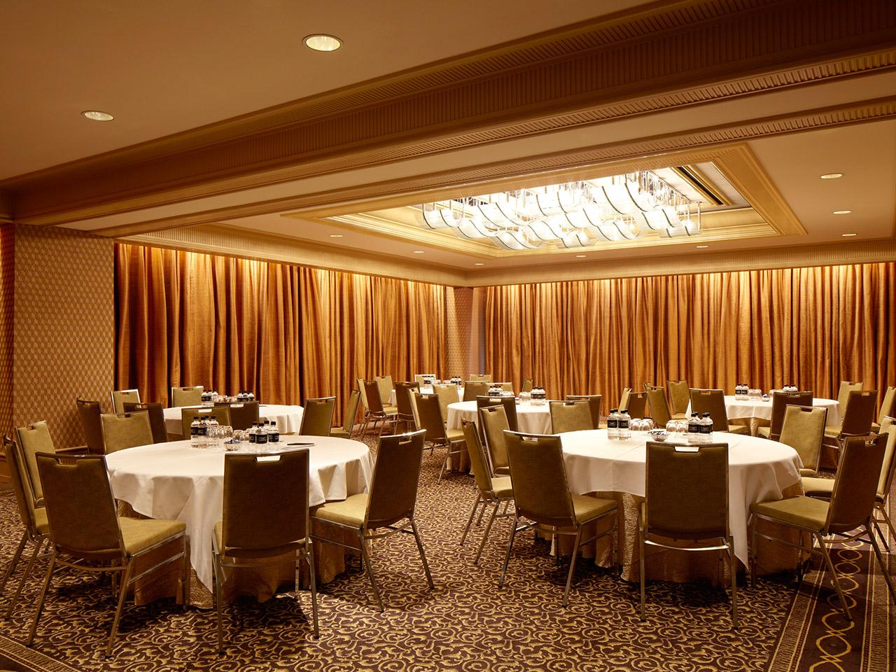 Banquet style function venue