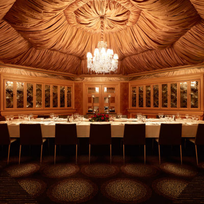 Stunning private dining venue