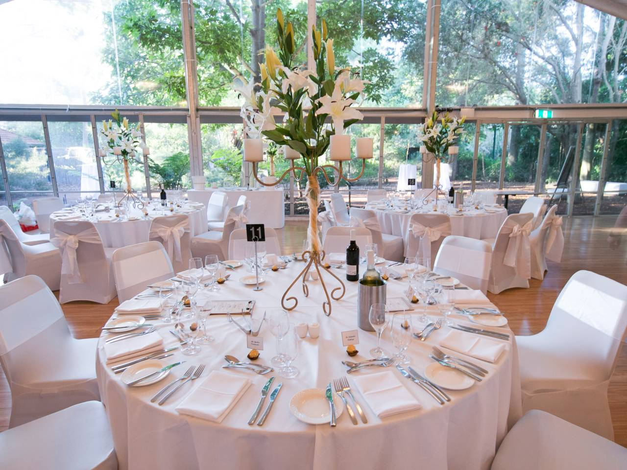 Perth wedding marquee