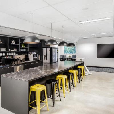 Business Office Kitchen