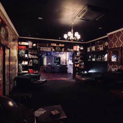 Inside Unique Perth Venues.