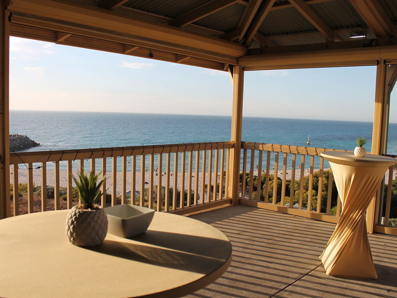 Corporate Events Perth Venues With Balcony And Ocean View