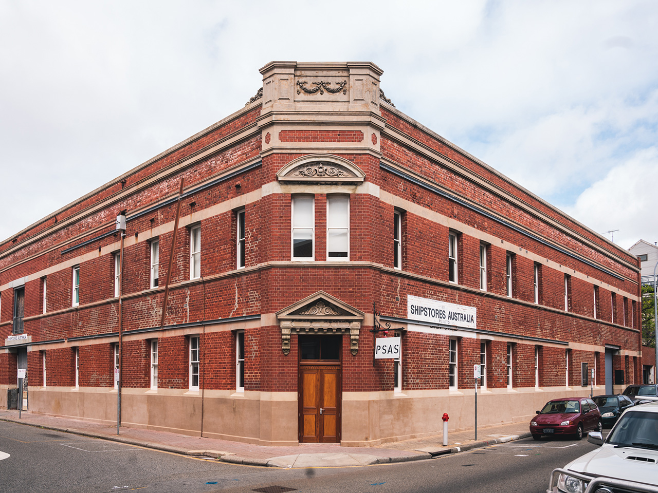 Outside View Of The Blank Canvas Venue Building
