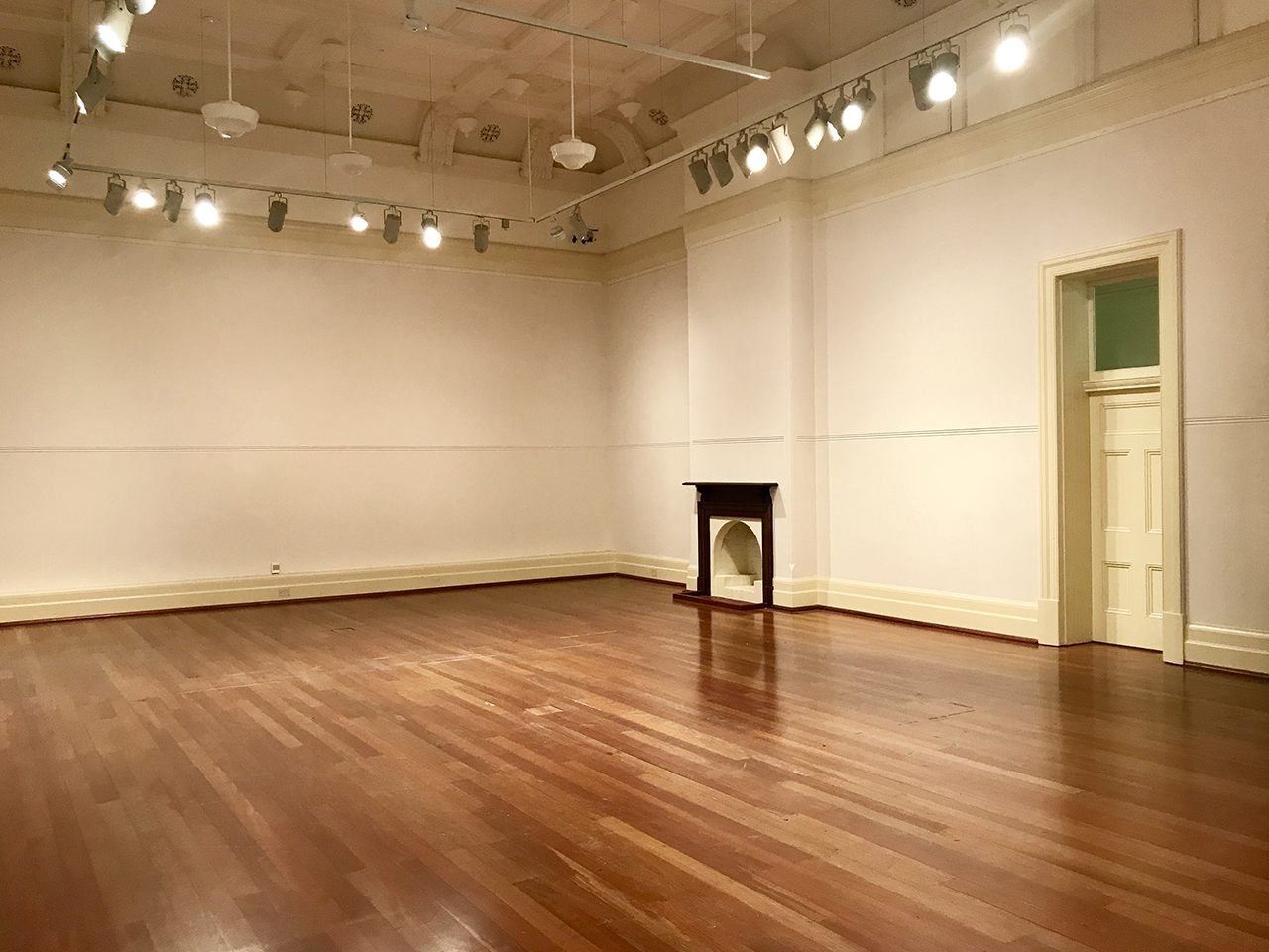 Art gallery venue hire
