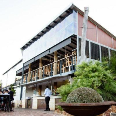 View of the Perth Hills Venue