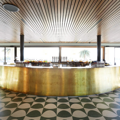 Mini Bar Inside The Riverside Venue Venue