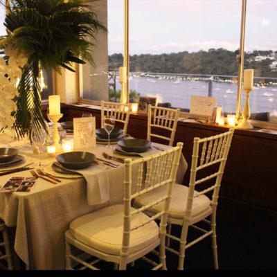 Dining Room Corner Overlooking Swan River