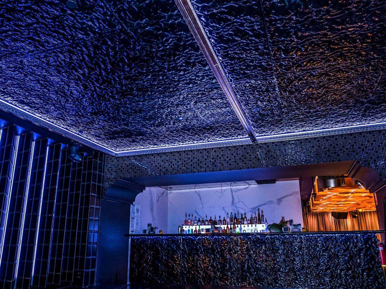 Trendy bar venue