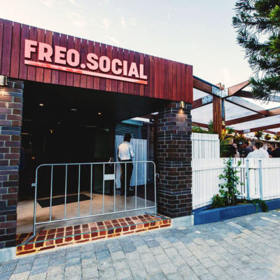 Function Space Freo Social Entrance