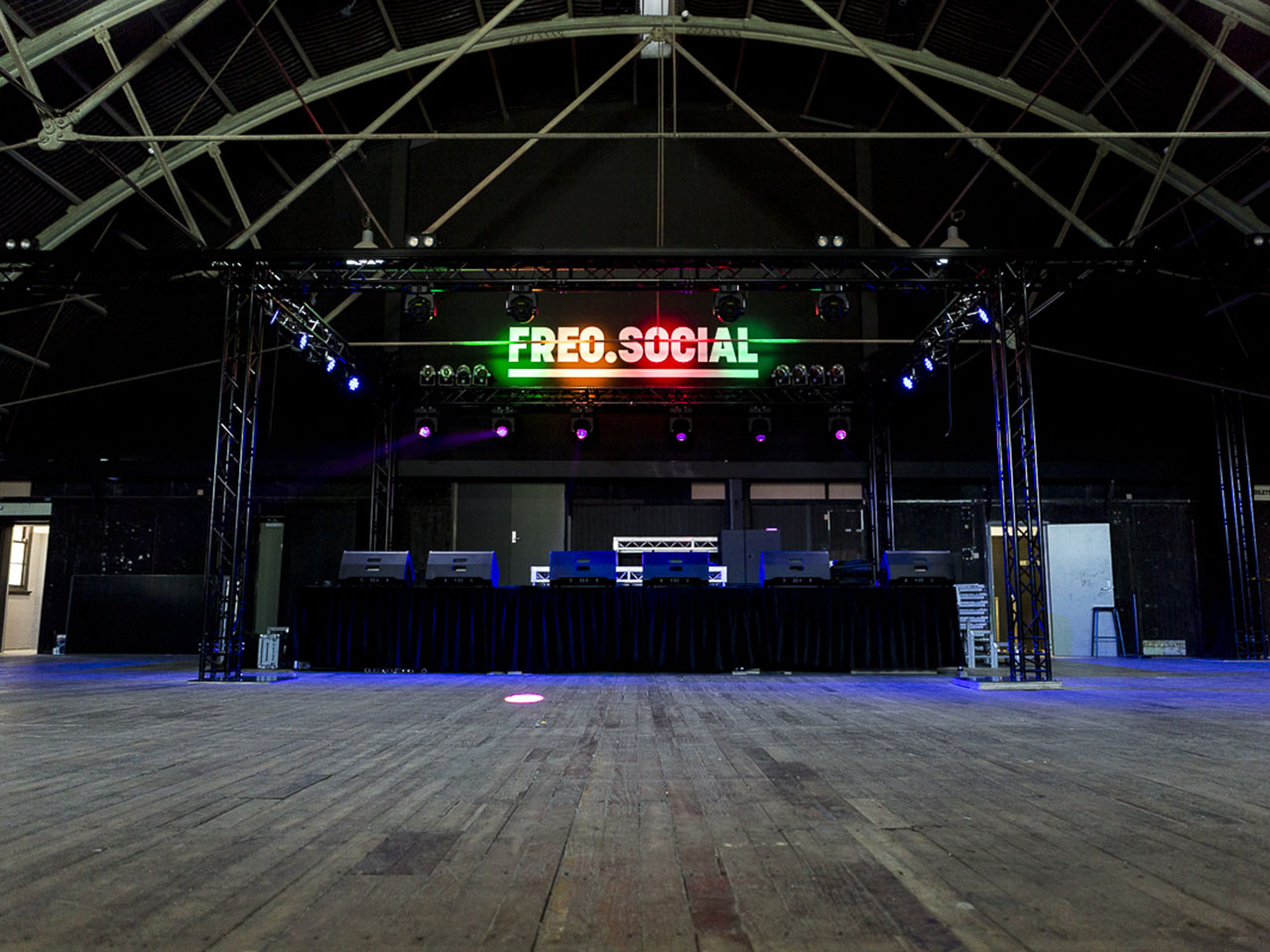 Function venue hire concert hall