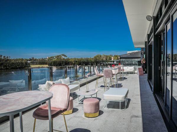 Swan River venue