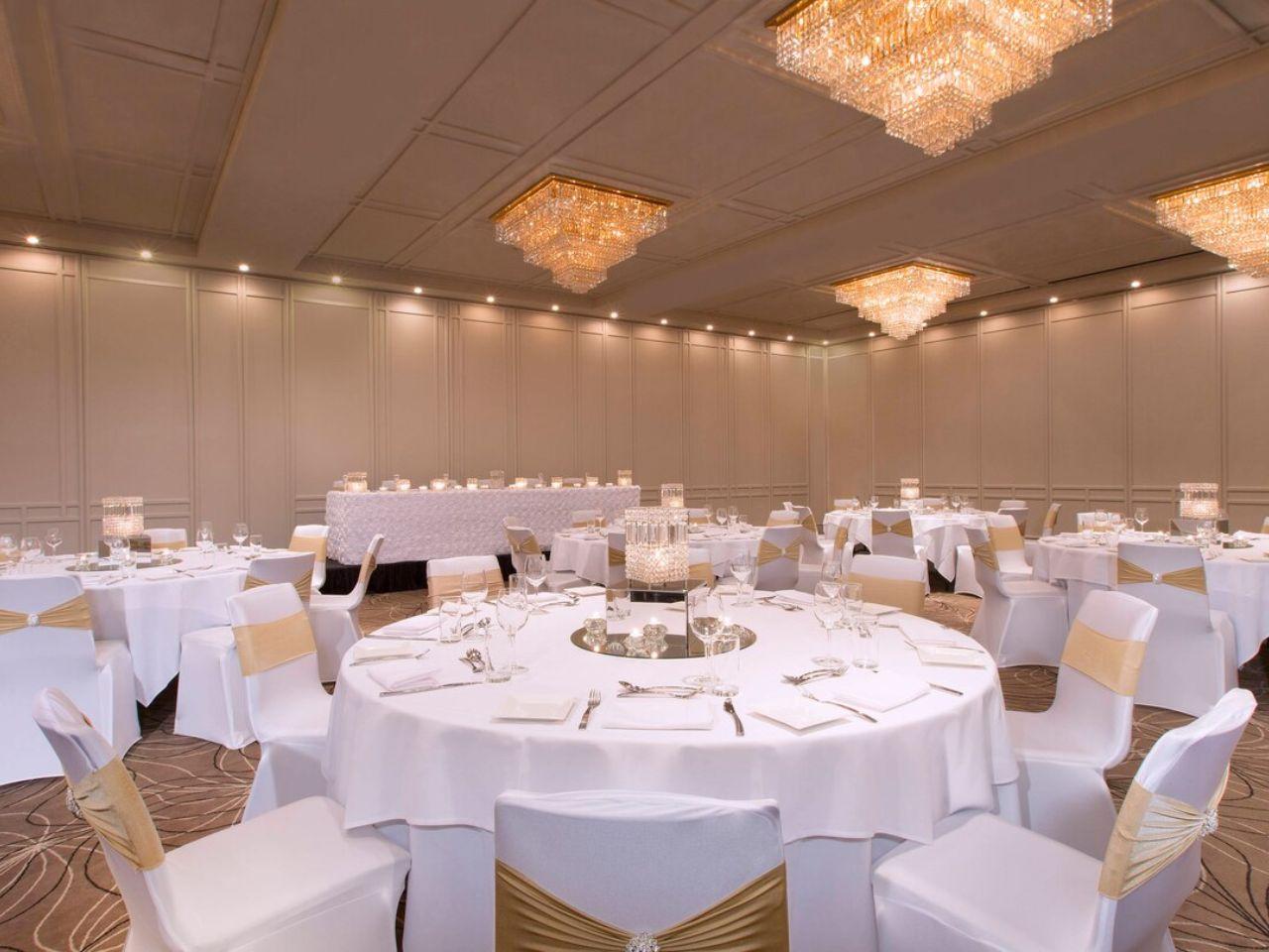 Sheraton Hotel Ballroom