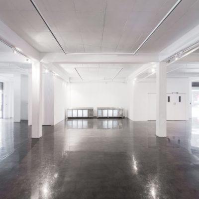Blank canvas venue hire