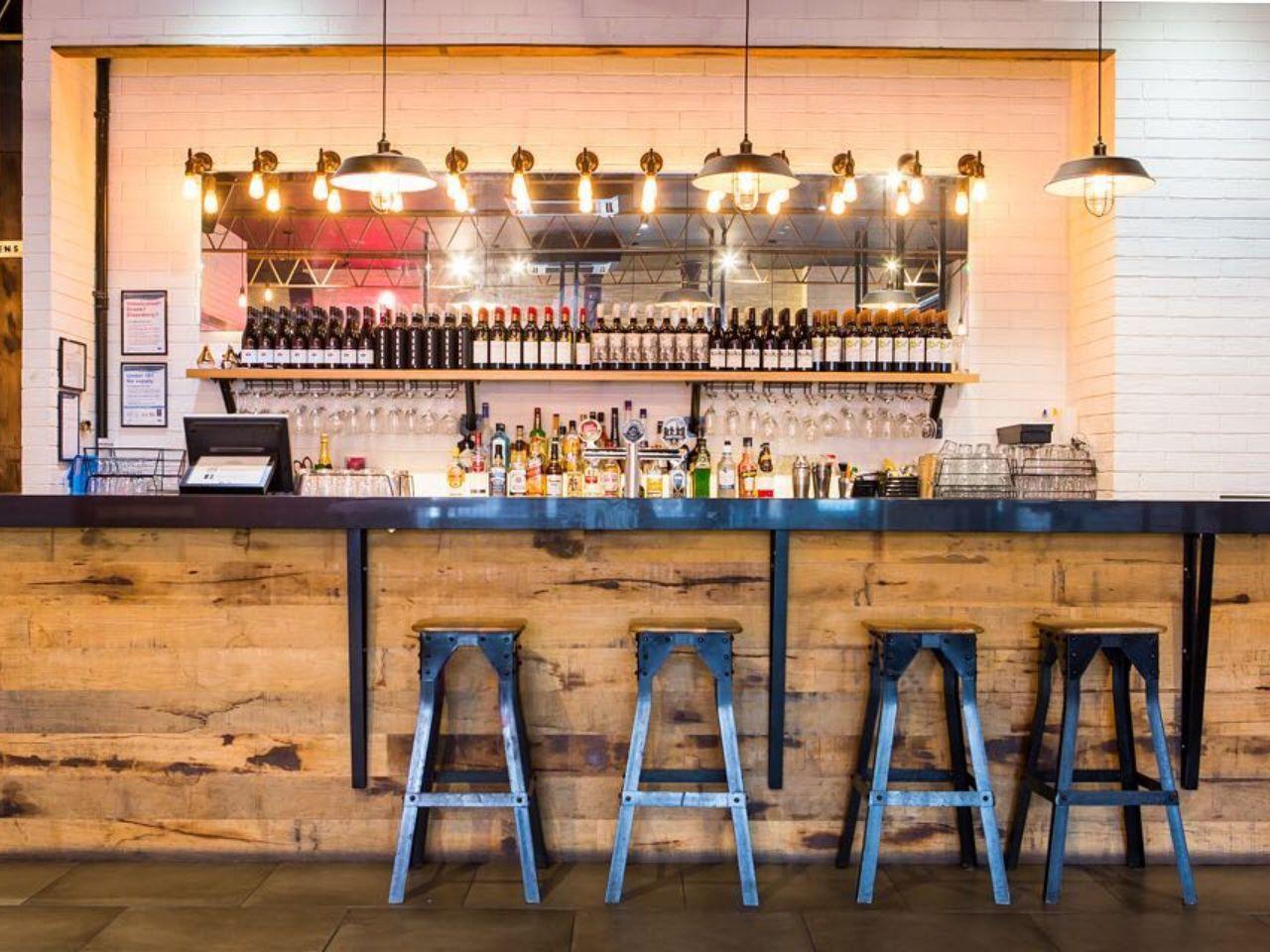 Bar at Venue