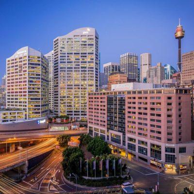 Parkroyal hotel Sydney