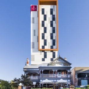 Hotel meeting venue