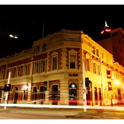 Perth CBD venue