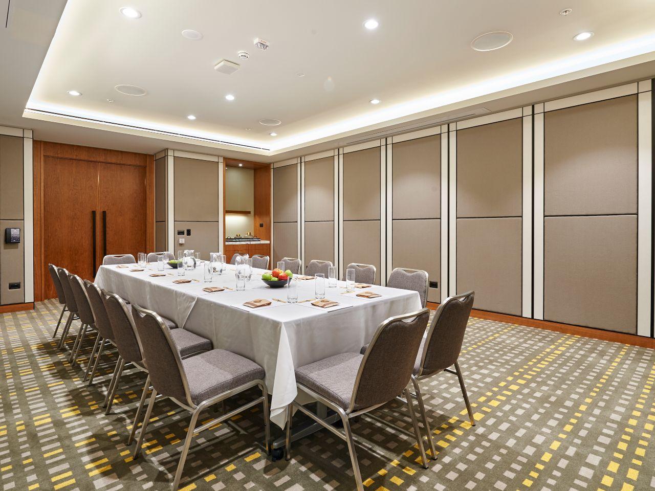Small conference venue
