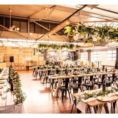 warehouse event venue
