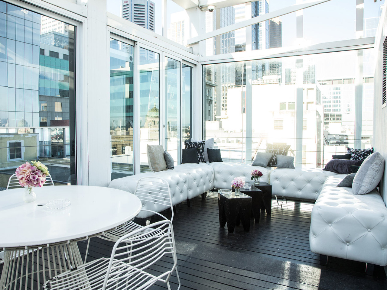 luxury event space Melbourne