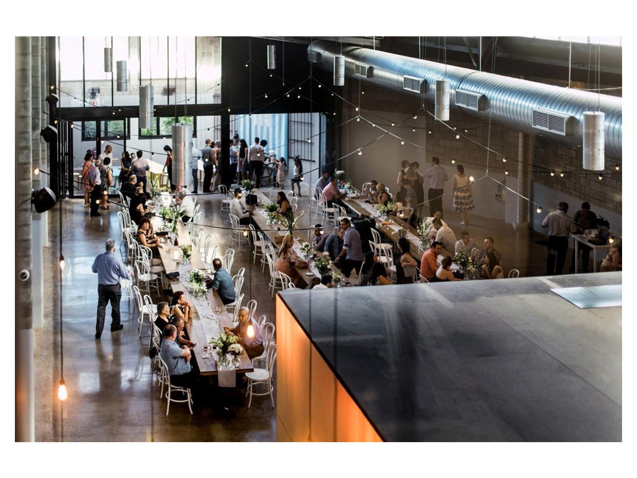 Corporate event venue