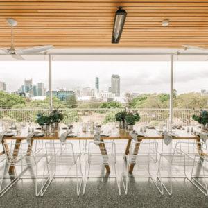 Elegant small venue