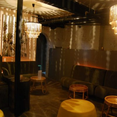 Melbourne Lounge venue