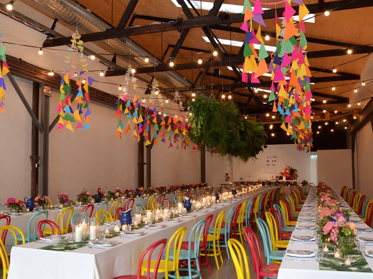 Melbourne party venue