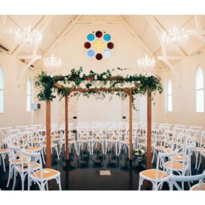 Unique Brisbane wedding venue