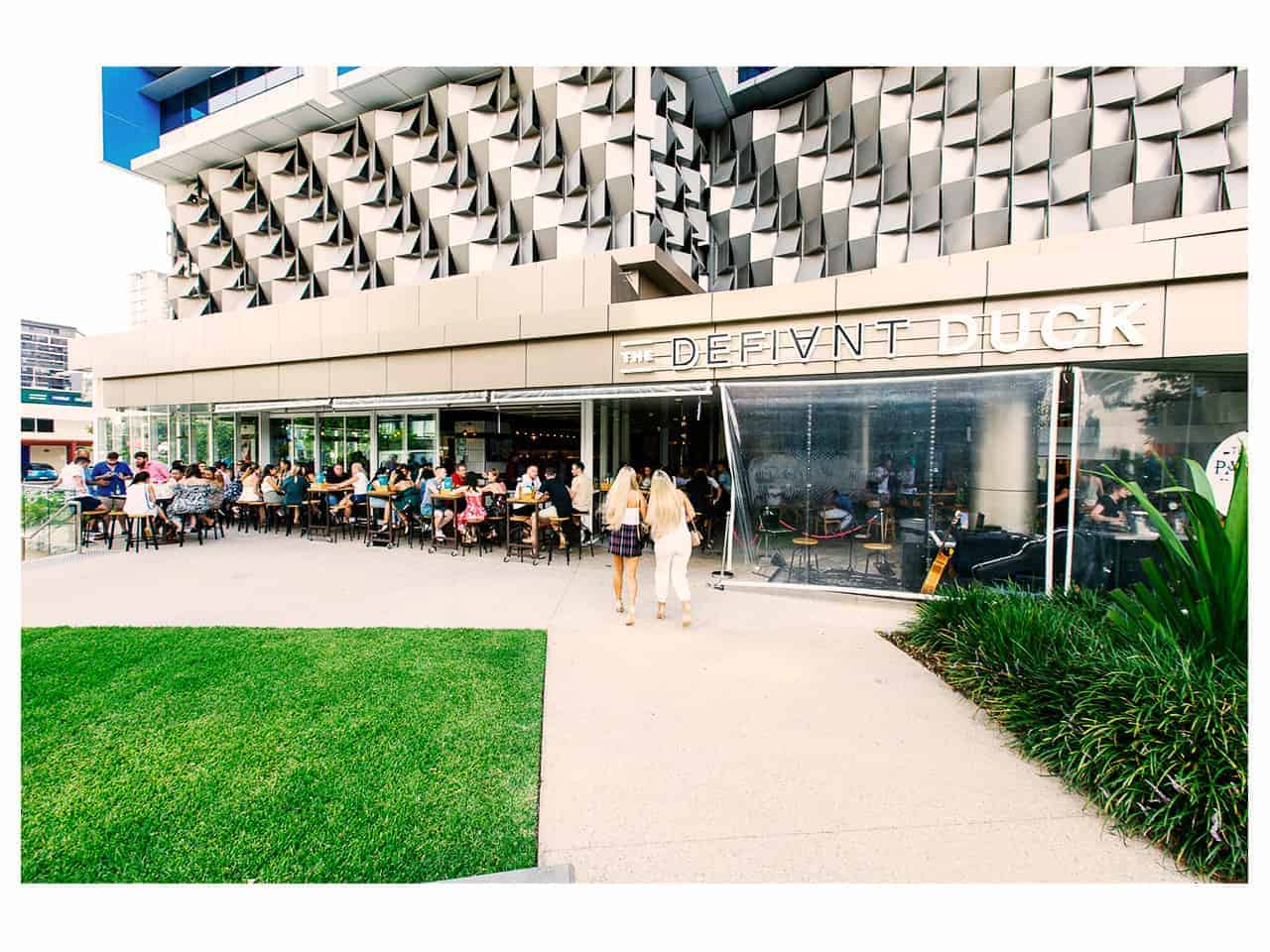 Outdoor events venue