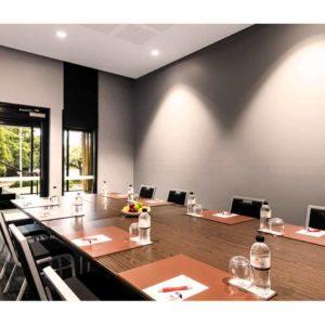 Interesting meeting room