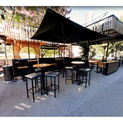 Melbourne outdoor space