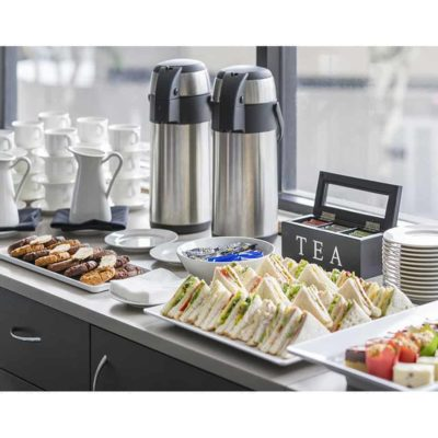 Conference room refreshments
