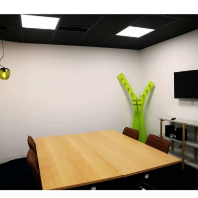 Unique meeting room