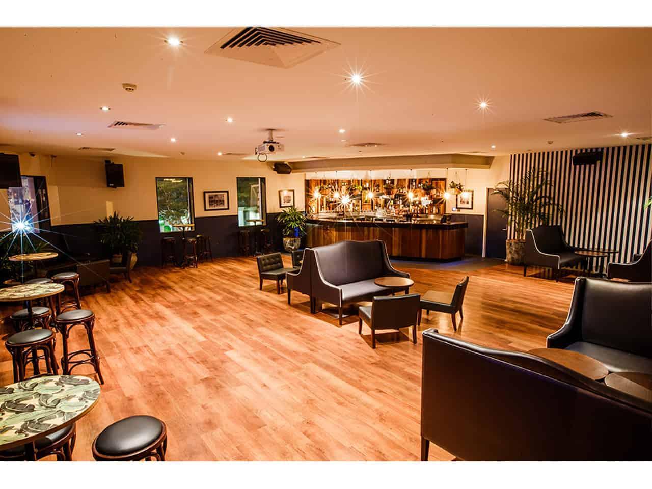Intimate private venue