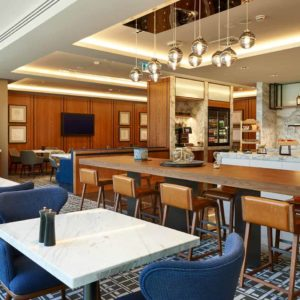 Hotel with function rooms