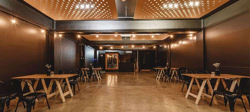Brisbane blank canvas venue hire